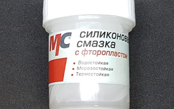 Смазка силиконовая