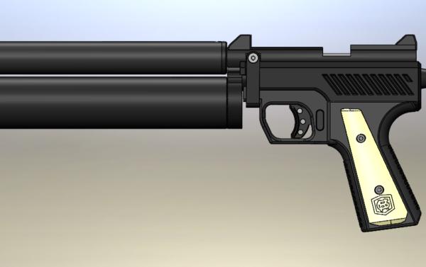 Пистолет Фантом