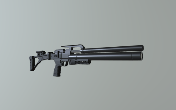 Винтовка Снайпер со складным прикладом