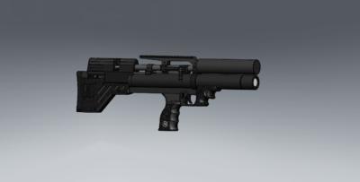 Снайпер буллпап 300мм