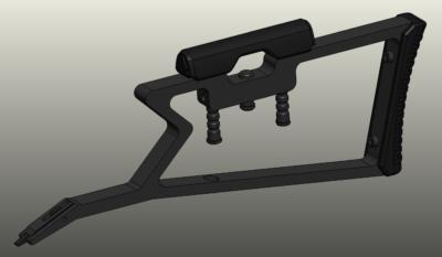 Приклад для пистолета КОРСАР